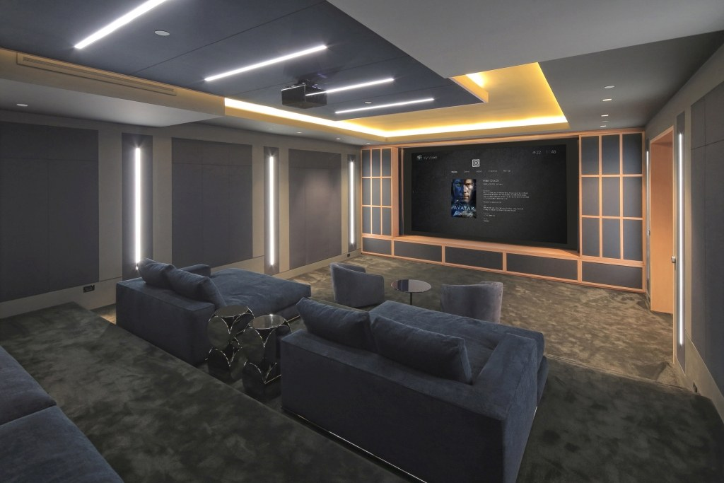 Home Theatre <br /> Atmos Surround